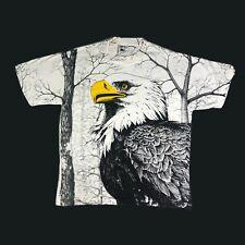New listing 80S Eagle Shirt Deadstock Vintage Single Stitch T-Shirt Men Xl Caribbean Dream