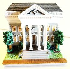 Liberty Falls Americana Collection First Bank Of Liberty Falls AH233 Miniature