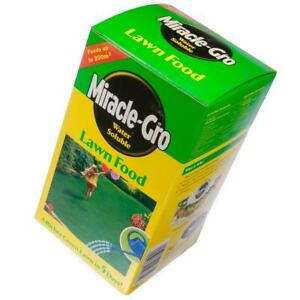 Water Soluble Lawn Food 1kg | Miracle-Gro