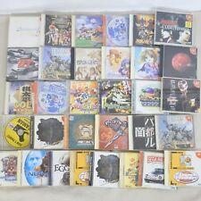 WHOLESALE Dreamcast Sega Lot 30 NTSC-J DHL FREE Shipping 5234dc30