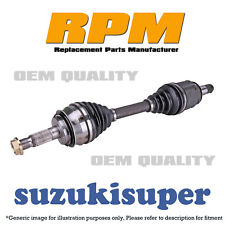 RIGHT CV Joint Axle Drive Shaft Holden Epica EP 2.0L Turbo Diesel 07/08- 02/2011