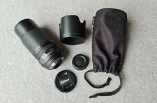 Nikon Nikkor AF-S 70-300mm F/4.5-6.3G ED VR Lens Kit Excellent condition