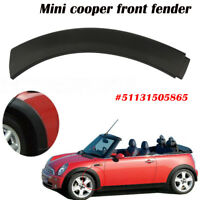 Front Wheel Left Side Lower Rear Fender Arch Cover Trim For Mini Cooper 2002-08