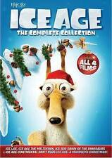 Ice Age Complete Collection (DVD, 2014, 5-Disc Set)