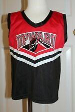 Upward Girls Cheerleading Vest sz. Youth Medium 10-12