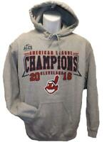 New 2016 World Series Cleveland Indians Mens Size S-M-L-XL-2XL High Hands Hoodie