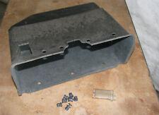 MERCEDES BENZ W123 Handschuhfach mit Leuchte Bj. 78