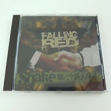 Falling Red – Shake The Faith CD (2010 UK) Rocksector Records – RSRCD1207