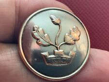 Dabbins Family Acorn Mural Crown 26.4mm S/P Livery Button Firmin late 19th C