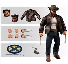 WC76534: Mezco Wolverine Logan One:12 Collective Action Figure, in stock