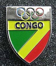 2012 LONDON Olympic CONGO NOC Internal team - delegation new pin