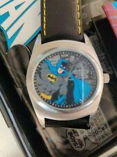 Limited Edition Classic Batman Fossil LI2066 Watch with Lunch Box #0260/3000