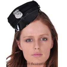A827 Mini Police Hat Headband Hens Night Police Cops Costume Accessory