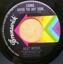 NORTHERN SOUL 45: BILLY BUTLER Love Grows Bitter/Come Over to My Side BRUNSWICK