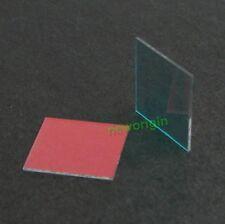100pcs infrared IR Cut-off coating 650nm day filter Anti-aliasin for cctv camera