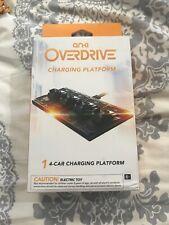 New Anki Overdrive Robotic 4 Racing Car Charging Station USB Platform Kit