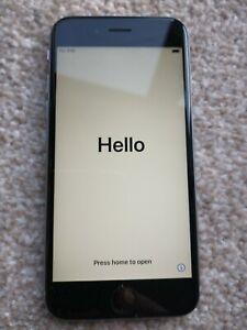 Apple iPhone 6s - 32GB - space grey  (Unlocked) A1688 (CDMA + GSM)
