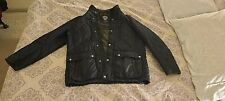 VINCE CAMUTO NAVY BLUE QUILTED COAT JACKET Size MEDIUM MENS