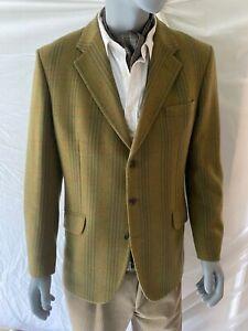 Bladen Supasax Mens Tweed Sports Country Jacket Blazer 42 Reg