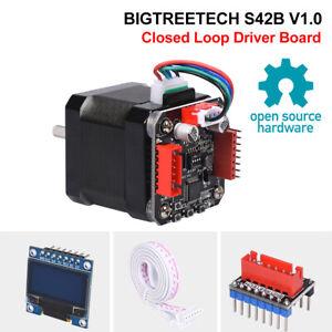 BIGTREETECH S42B V1.1 Closed Loop Driver board 42 Stepper Motor OLED For Ender 3