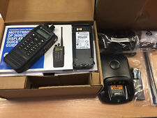 TWO WAY RADIO MOTOROLA DP3601 VHF 136-174 MHZ 5W