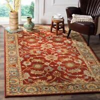 Safavieh Handmade Heritage Meaghan Traditional Oriental Wool