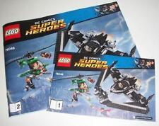 Hero LEGO Instruction Manuals
