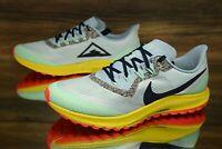 Nike Air Zoom Pegasus 36 Trail Running Shoes Aura Blue AR5677-401 Men's NEW