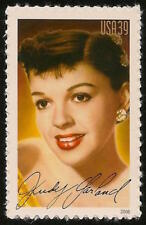 Judy Garland Frances Gumm The Wizard of Oz A Star is Born Film Legend Stamp MINT