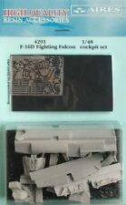 AIRES 4291, F-16D Fightning Falcon cockpit set , Scale 1/48