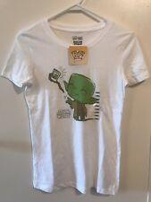 SALE! Star Wars Yoda t-shirt in X-Small (NEW) from Funko HQ Grand Opening
