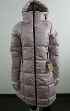 NWT Womens The North Face TNF Acropolis Parka Long Down Warm Jacket Ashen Purple