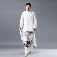 Ink Painting Taijiquan-Traditional Chinese Martial Arts Training Clothes