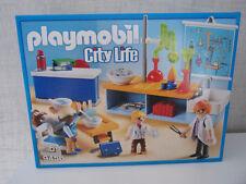 Playmobil City Life 9456 Chemieunterricht (École ) - Neuf et Emballage D'Origine