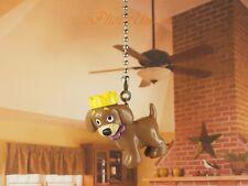DORA THE EXPLORER Perrito Dog Ceiling Fan Pull Light Lamp Chain Decoration K372