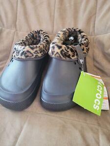 Womens crocs size 9 new