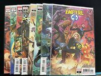 EMPYRE MARVEL EVENT COMPLETE SET 40 ISSUES INCLUDING ROAD TO AND AFTERMATH