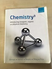 Chemistry3 Burrows Holman Parsons University Text Book