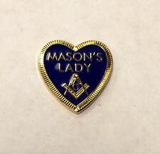 Mason Lady Lapel Pin(NV)