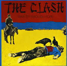 CD de musique album en punk/new wave The Clash