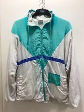 Vintage Lined Sportswear Jacket - size L / XL - retro, fancy dress, designer