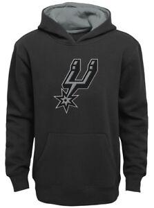"San Antonio Spurs Youth NBA ""Optimum"" Pullover Hooded Sweatshirt"