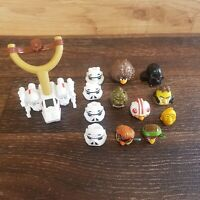 ANGRY BIRDS  STAR WARS  JENGA DEATH STAR GAME - Spare Parts