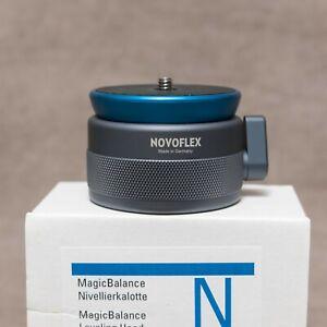 Novoflex MagicBalance Tripod Levelling Head