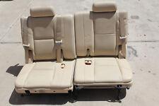 2007-2014 Cadillac Escalade Third Row Seat Tan