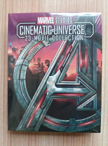Marvel studios cinematic universe 23-Movie collection (Blu-ray,8-disc Set)