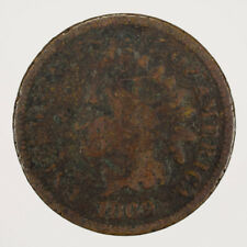 1869 1c INDIAN HEAD SMALL CENT LOT#D665