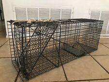 Havahart: Large 1-Door Live Animal Cage Trap *Excellent*