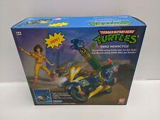 Vintage Teenage Mutant Hero Turtle Hero Newscycle 1989 (See Pictures) - Sealed