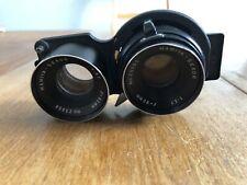 MAMIYA-SEKOR 1:3.7 f=80mm Camera Lens